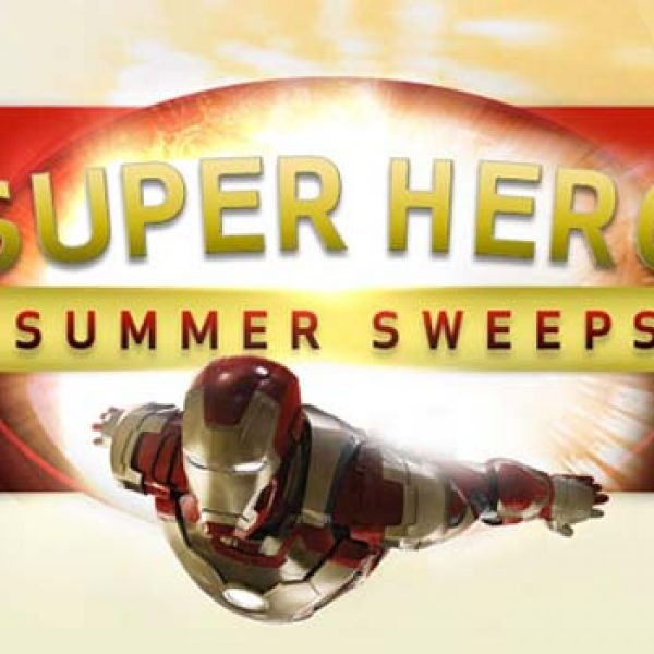 Verizon's Super Hero Summer Sweepstakes!
