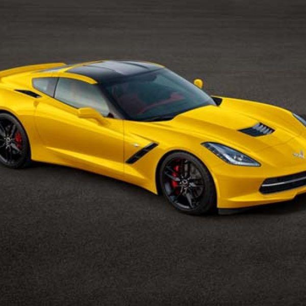 Win a 2014 Corvette Stingray!