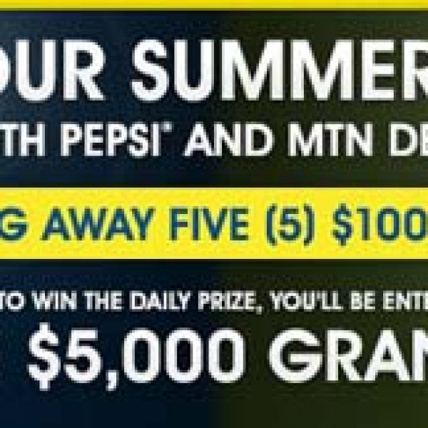 Win $5,000 or Daily Prizes