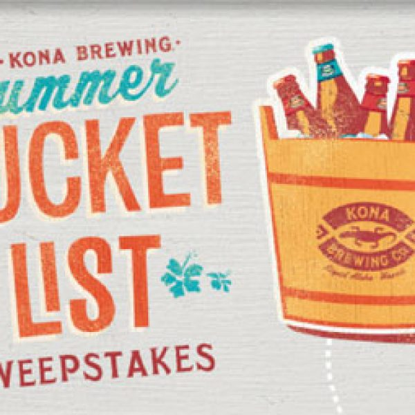 Summer Bucket List Sweepstakes!