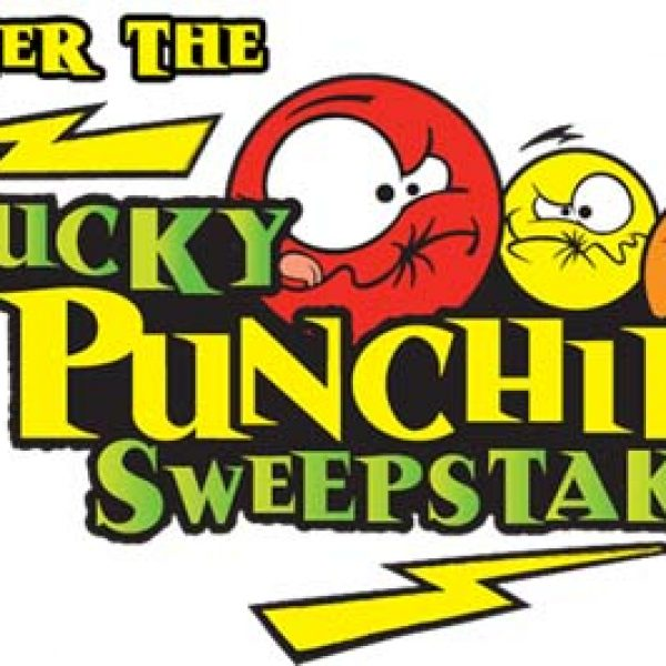 Lucky Punchies Sweepstakes
