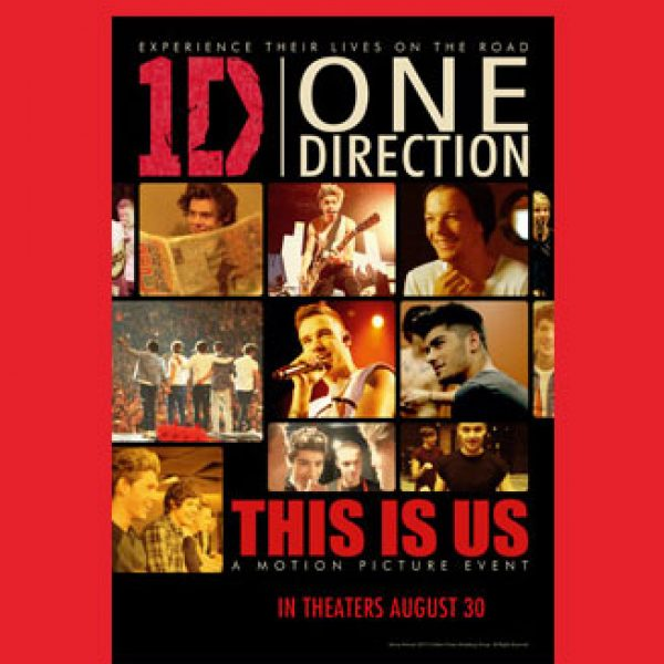 Office Depot One Direction This Is Us Movie Premiere Sweepstakes!