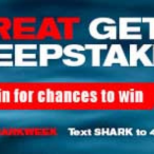 Shark Week The Great Getaway Sweepstakes
