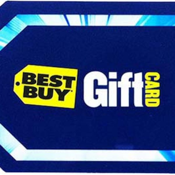 Win a $5,000 Best Buy Gift Card