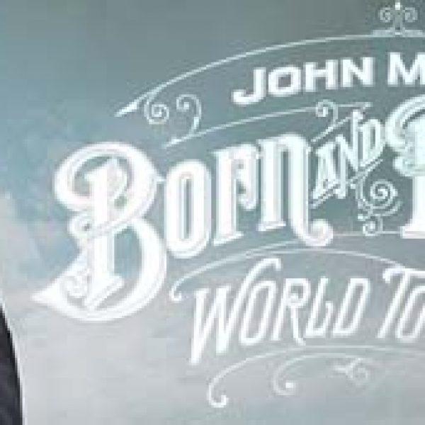 Win a John Mayer Concert Experience