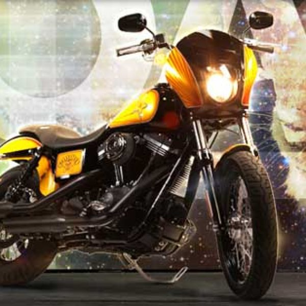 Win a $28,000 Custom Harley