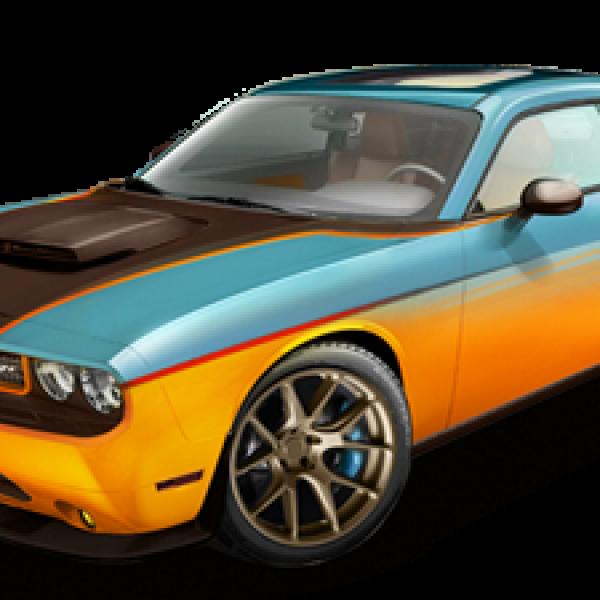 Win a Custom Dodge Challenger SRT