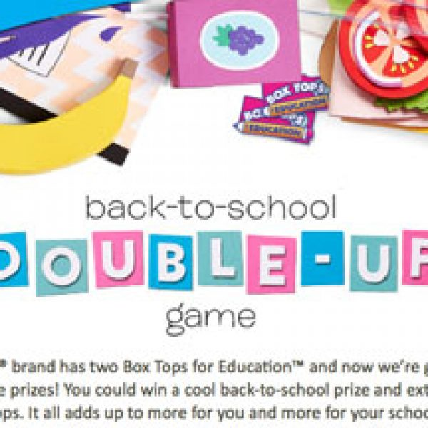 Ziploc Back to School Instant Win Sweepstakes!