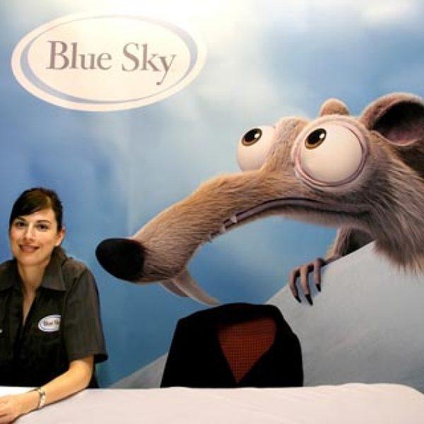 Win a Trip to Blue Sky Studios