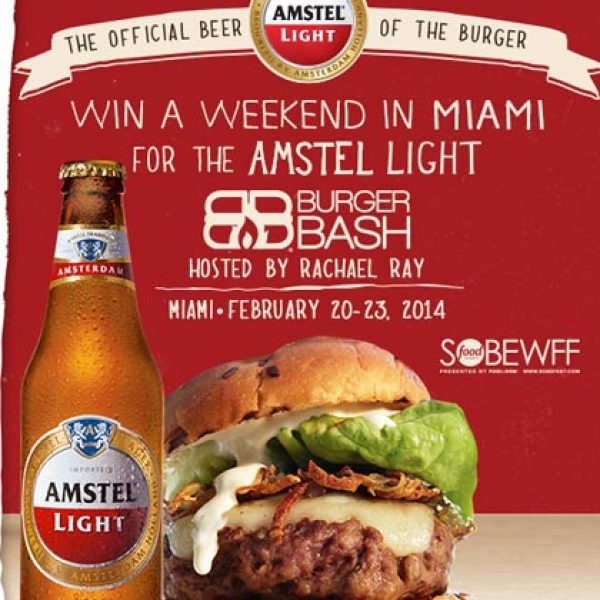 Win a Trip to South Beach Food and Wine Festival