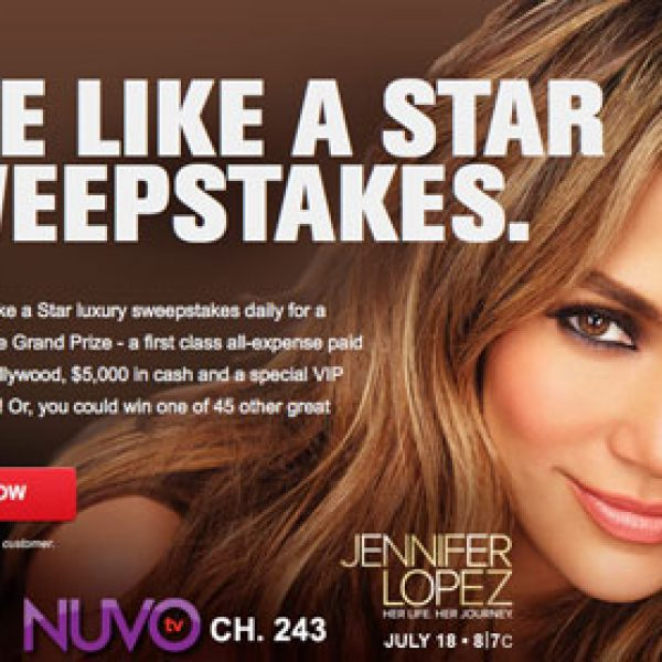 Win a Luxurious Trip to Hollywood and More!
