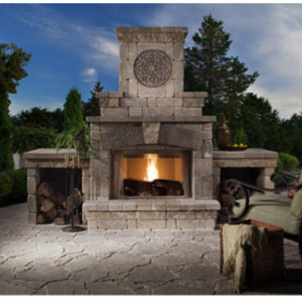 Win a New Fireplace for your Home!
