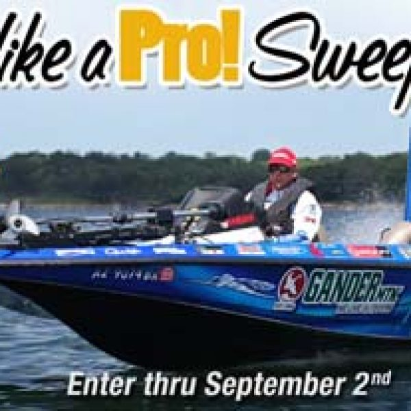 Ends Soon! Win a Pro Fishing Boat & $3,000 for Taxes