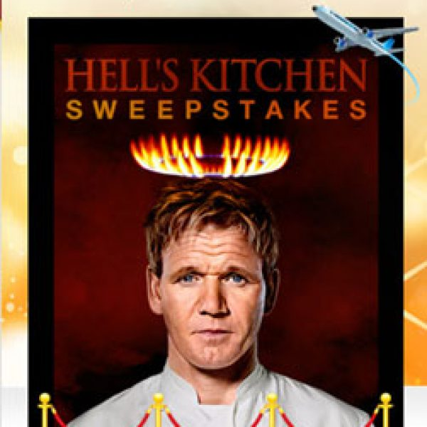 Last Day! Fox Hell's Kitchen Super Perks Sweepstakes!