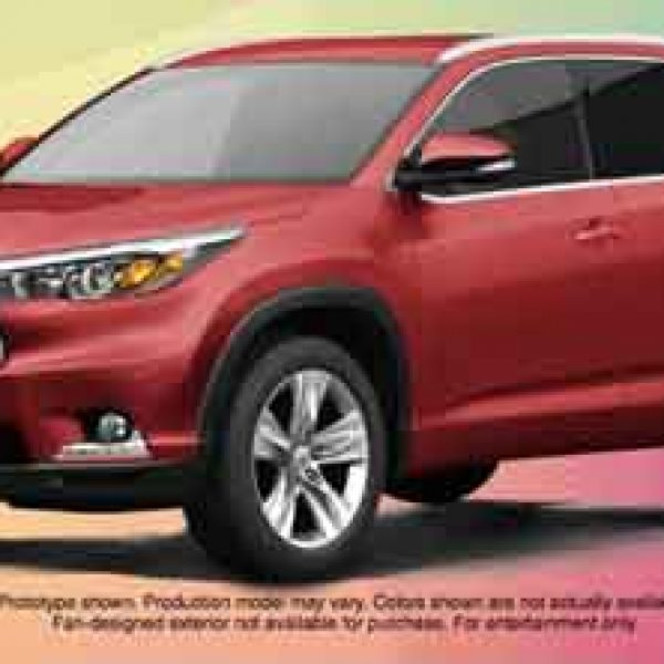 Win a Toyota Highlander and More