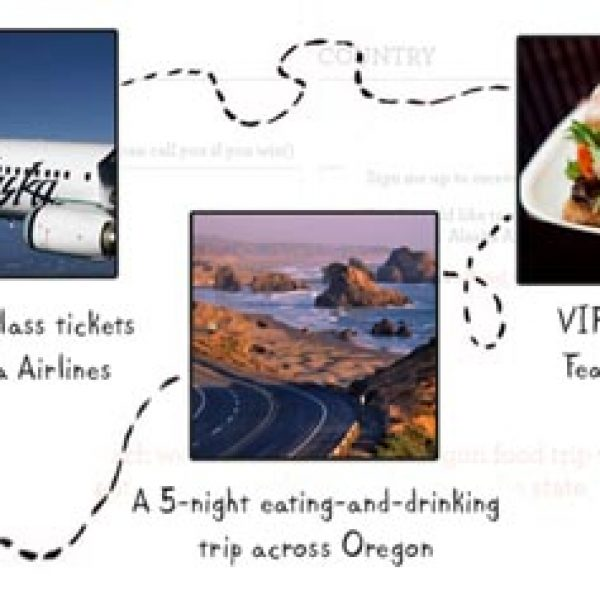 Win a Culinary Vacation