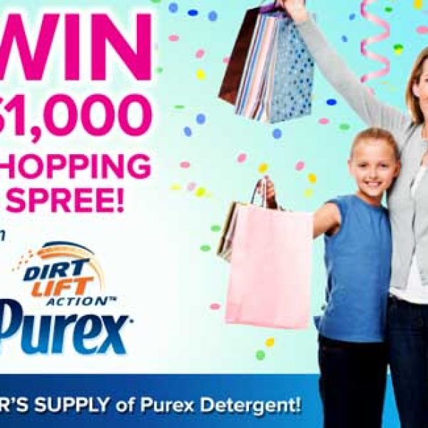 Win $1,000 and Purex