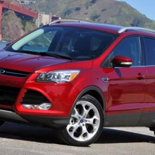 Win a Ford Escape SUV