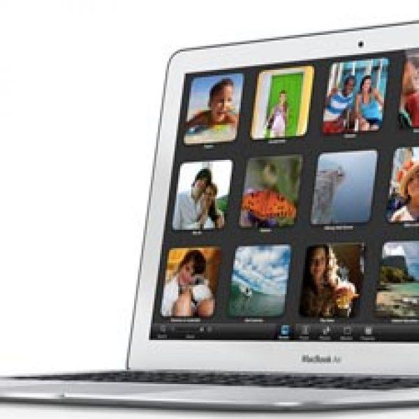 Win an Apple Macbook Air