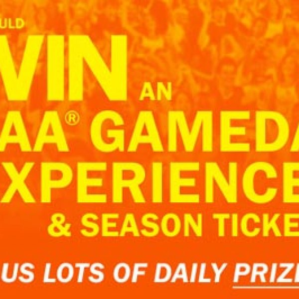 Win a NCAA Gameday Experience