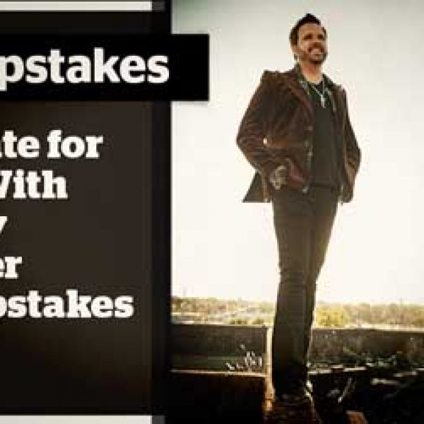 Win a Tailgate Party with Randy Houser