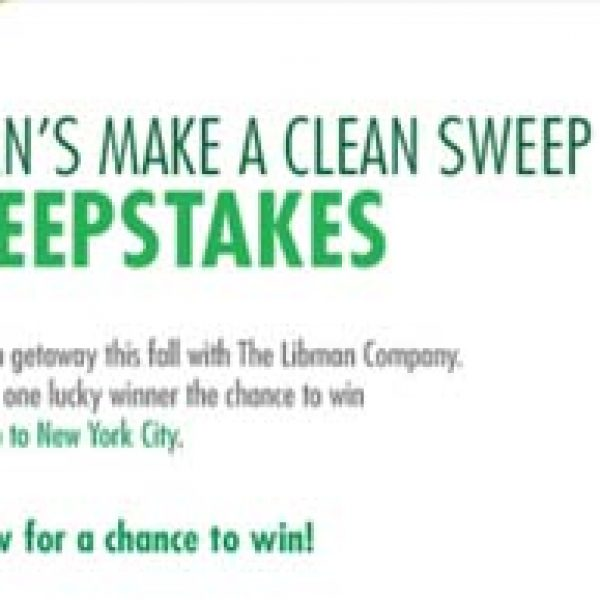 Win a Shopping Trip to New York City