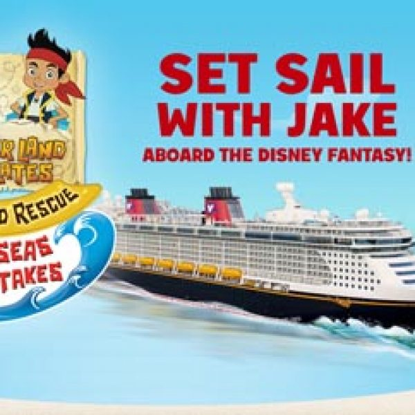Win a 7 Night Disney Family Cruise