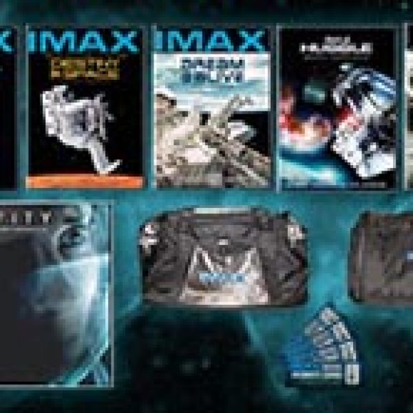 Win an IMAX Space Gift Set!