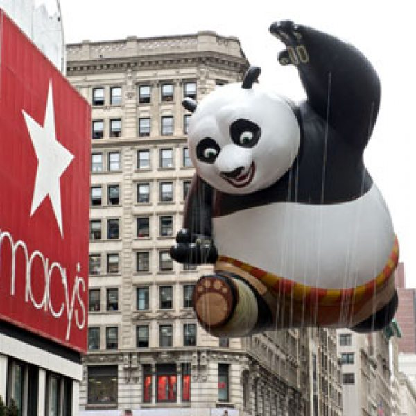 Win a Trip to NYC for Macy's Thanksgiving Day Parade