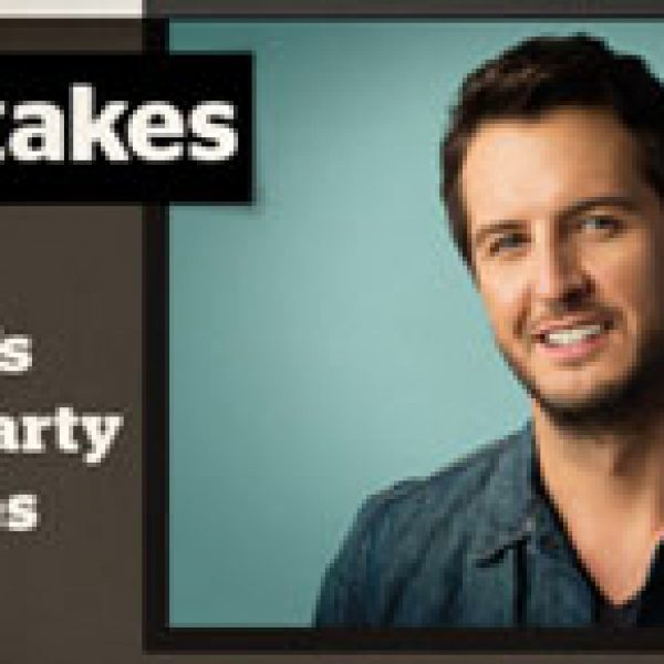 Last Day! Win a Trip for 2 to see Luke Bryan in Concert!