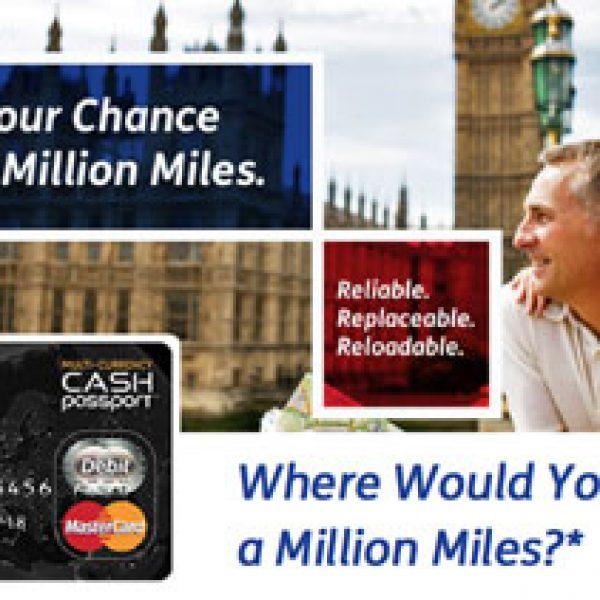 Win a Million Airline Miles plus $15,000 in Cash!