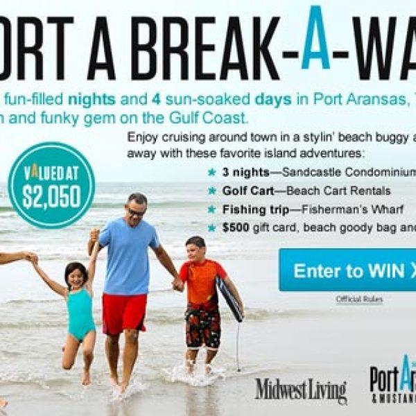 Win a Family Beach Vacation!
