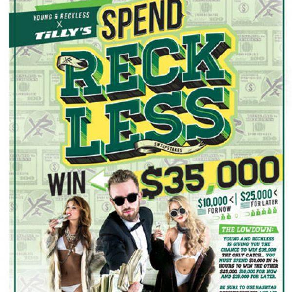 Win $10,000 to Spend, $25,000 to Keep, and More!
