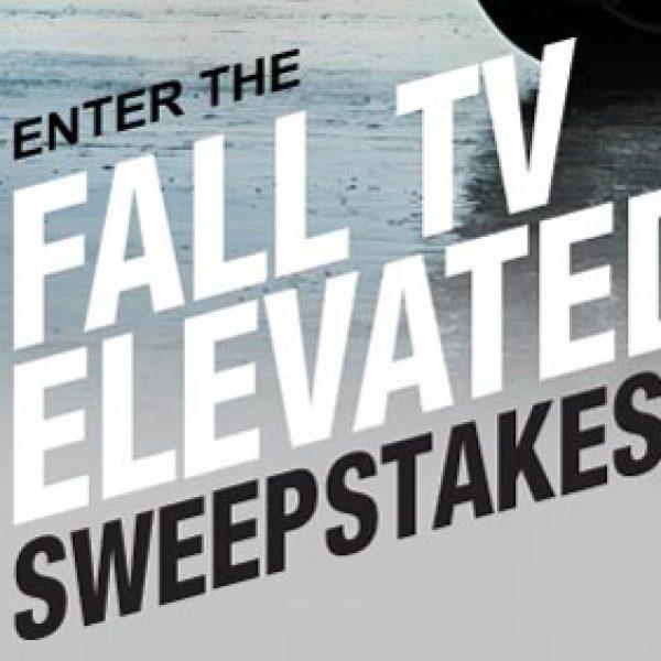Win a TV VIP Trip to LA or NYC!