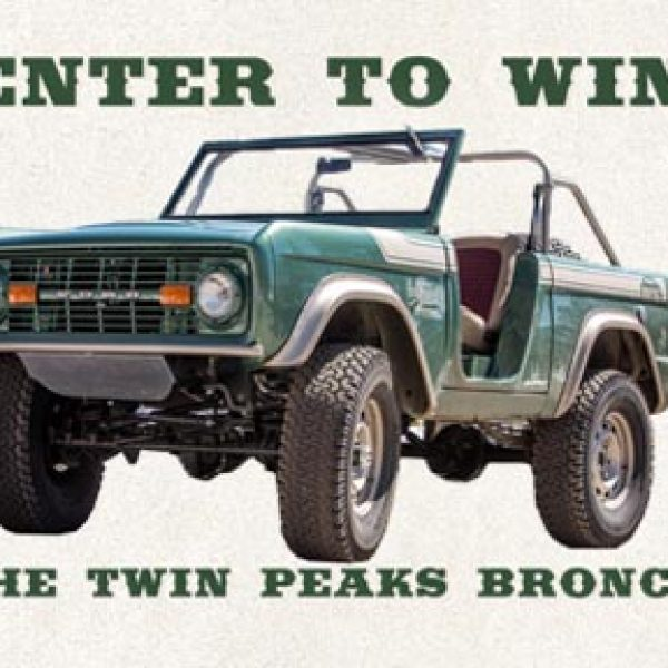 """Win a 1976 Ford Bronco from the TV show """"Fast and Loud!"""""""