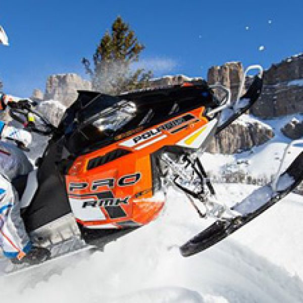 Win a Pro Snowmobile Trip in Colorado