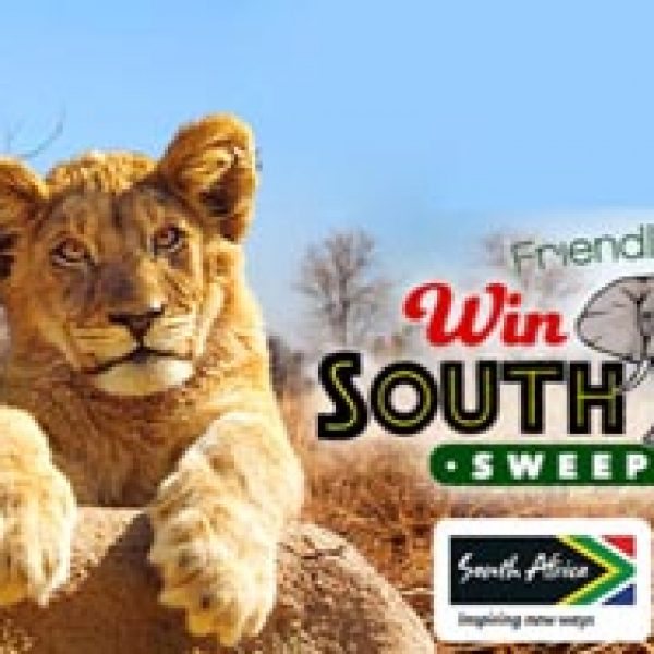 Win a Trip to South Africa!