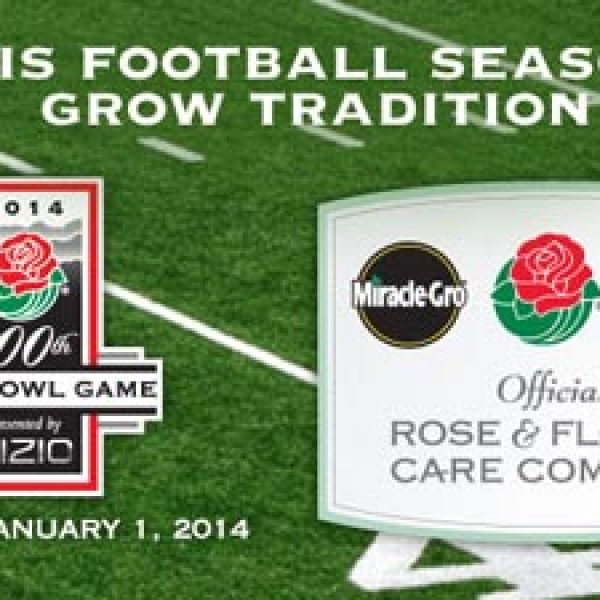 Win a Trip to the Rose Bowl with 5 Friends