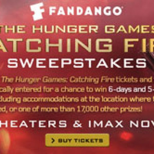 """Win a trip to Hawaii to see where """"The Hunger Games: Catching Fire"""" was filmed!"""