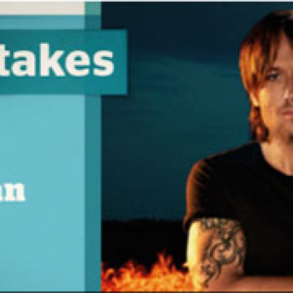 Ends Soon! Win a 2-night Trip for Two to a Keith Urban Concert in Nashville!
