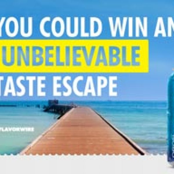 Win a 5 Day Unbelievable Escape!