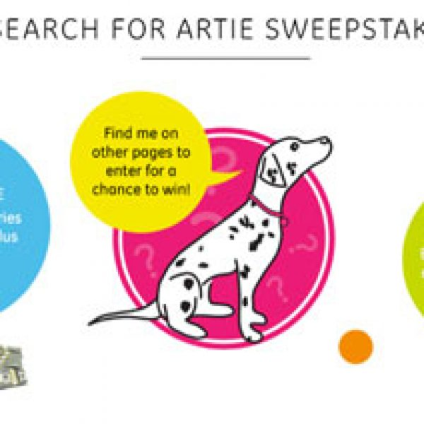 Win $5,000 and a GE Artistry Appliance Prize Pack!