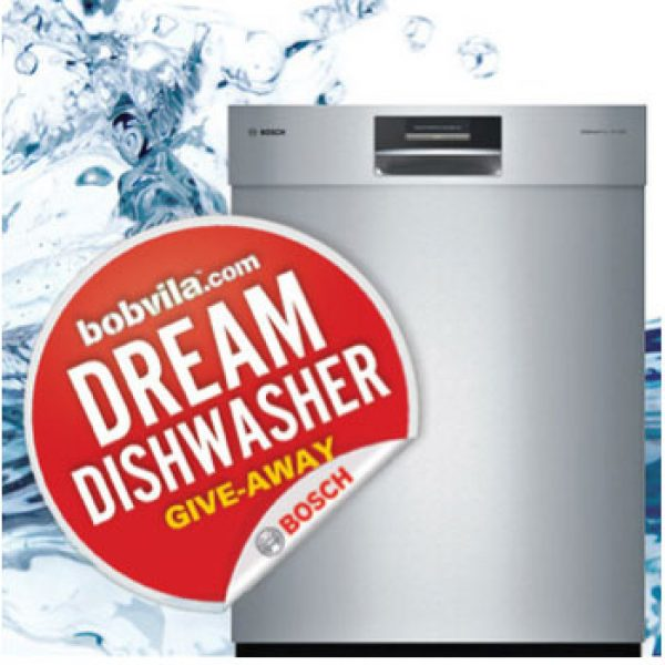 Win a New Dishwasher!