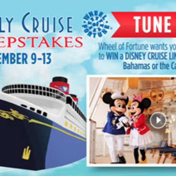 Win a Free Disney Cruise to the Bahamas!