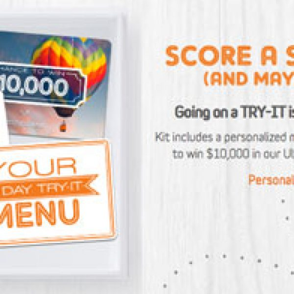 Win a $10,000 from Lean Cuisine!