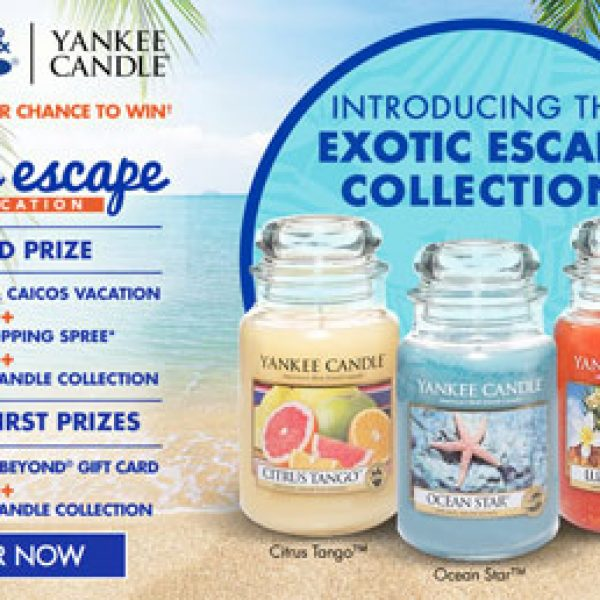 Win an Exotic Turks & Caicos Getaway for 2 and a $5,000 Shopping Spree from Bed Bath and Beyond!