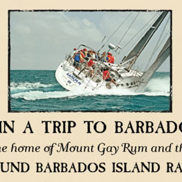 Win a 4-night Trip for Two to Barbados!