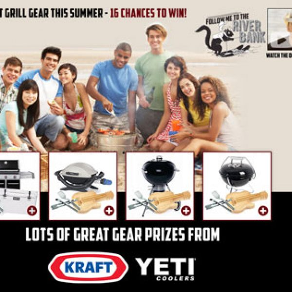 Win Weber Grills, Accessories, and More!