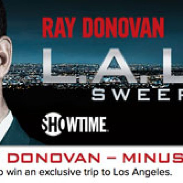 Win a $10,000 trip to Los Angeles!