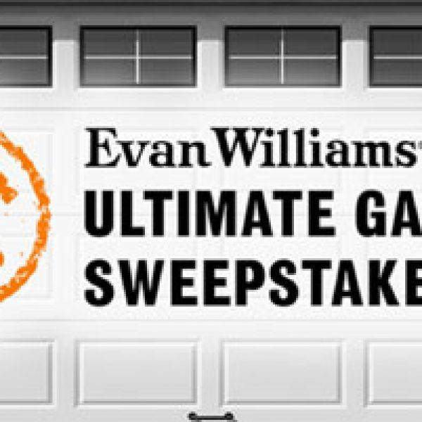 Win a $5,300 Garage Makeover!